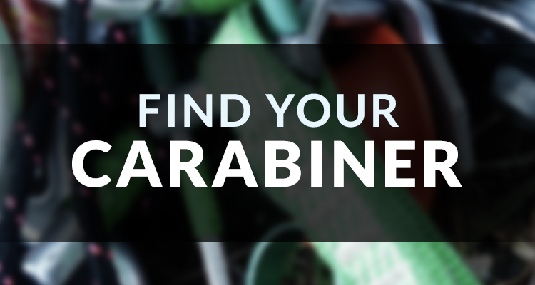 Find Your Carabiner